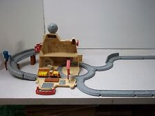 "Thomas Train Take Along Take-n-Play Center Island Quarry W/ Extra tracks ""BEN"""