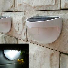 6 LED Solar Power Motion Sensor Garden Security Lamp Outdoor Waterproof Light