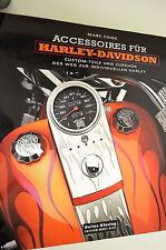 Buch Accesoires für Harley Davidson von Marc Cook