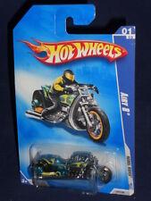 Hot Wheels 2009 Rebel Rides Series #137  Airy 8  Mtflk Teal