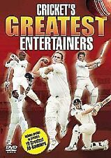 Crickets Greatest Entertainers - DVD