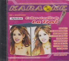 Gloria Trevi Exitos Al Estilo De La Trevi Karaoke New Sealed