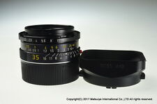 Leica Summicron M 35mm f/2 Canada 7 Elements Excellent
