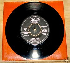 "PHIL PHILLIPS WITH THE TWILIGHTS ~ SEA OF LOVE b/w JUELLA ~ UK MERCURY 7"" 1959"