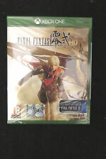 XBOX ONE : FINAL FANTASY TYPE-0 HD - Nuovo, sigillato, ITA ! Capolavoro!