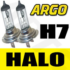 H7 HALOGEN 55W BULBS DIPPED BEAM HEADLIGHT CLEAR LAMP KAWASAKI Z 750