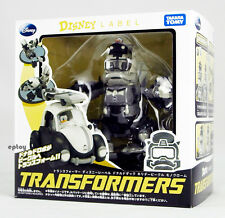 Transformers Disney Label Donald Duck Black Ver. Action Figure