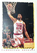 CARTE NBA BASKET BALL 1995 PLAYER CARDS ROBERT HORRY (319)
