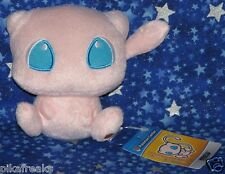 Rare Authentic New Mew Plush Poke Doll Official Pokemon Center 2010 USA SELLER