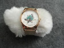 White Sox and Tasmanian Devil Quartz Waltham Men's Watch with Stretch Band