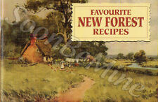 Favourite New Forest Recipes - 48 Page Book by J. SALMON - Collect them all!