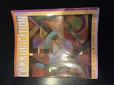 Communication by Larry Lee Barker and Deborah A. Gaut (2001, Paperback, Revised)