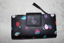 Fossil  Sydney Tab Clutch  womens wallet