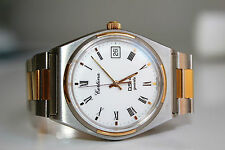 CERTINA DS-4 Bicolor Quartz *NOS from 1980 & later*