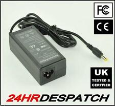 UK CERTIFIED LAPTOP CHARGER FOR SONY VAIO VGN-NR38E VGN-NR38M