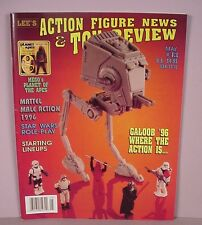 Action Figure News & Toy Review Price guide magazine #43 Mego Apes VTG Star Wars