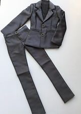 1/3 BJD 68-70cm male Doll Luts SSDF clothes grey suit outfit dollfie ship US