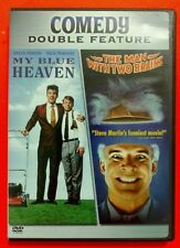Steve Martin Double Feature: My Blue Heaven / The Man with Two Brains DVD