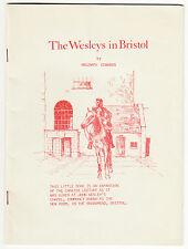 The Wesleys in Bristol Booklet published 1974