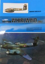 Warpaint Series No.54 - Westland Whirwind F.MkI                24 Pages     Book