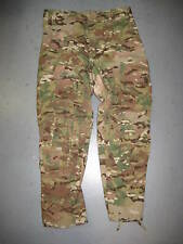 US ARMY MULTICAM FIRE RESISTANT COMBAT PANTS MEDIUM SHORT NEW CRYE PRECISION