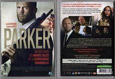 PARKER - FILM avec Jason STATHAM et Jennifer LOPEZ - 2012 - 114 mn - OCCASION