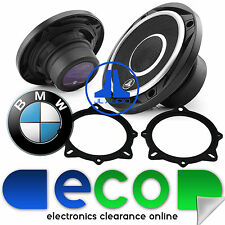 "BMW 3 SERIES E90 C2 JL Audio 2 Way 210 Watts 10cm 4""  Front Door Car Speakers"