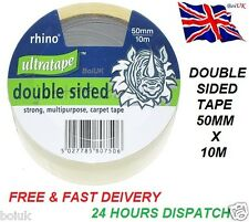 Ultratape Rhino Double Sided Multi-purpose Strong Carpet Tape Heavy Duty Room