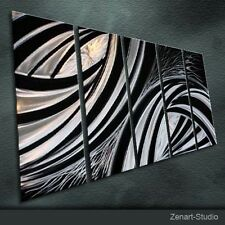 Special Metal Wall Art Shining Painting Sculpture Indoor Outdoor Decor by Zenart