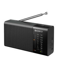 Genuine Sony ICF-P36 Compact Portable Radio FM Radio With VAT Bill