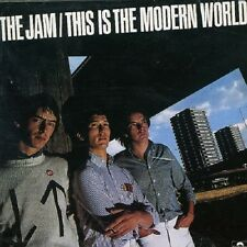 The Jam This Is The Modern World CD NEW SEALED 1997 Remaster Paul Weller