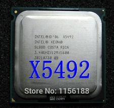 Intel Xeon X5492 X5492 - 3.4 GHz Quad-Core (AT80574KL096N) Processor