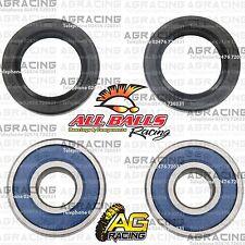 All Balls Front Wheel Bearing & Seal Kit For Honda CR 80R 1987 Motocross Enduro