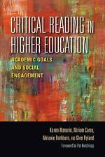 Scholarship of Teaching and Learning: Critical Reading in Higher Education :...