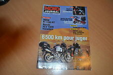 MOTO JOURNAL N° 1364 Buell X1 Lighting.XLV 1000 Varadero / BMW R 1100 RT.