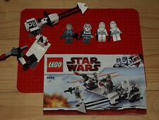 Snow Trooper Battlepack Star Wars Set 8084 mit Minifiguren !