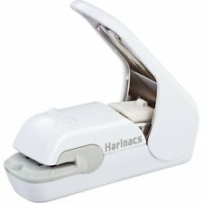 Kokuyo Harinacs Pressure Bonding Stapleless Stapler 5 Sheets SLN-MPH105W White
