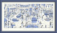 AVRIL SERIGRAPHIE PARIS PLACE PIGALLE - 120 ex. n°/signés