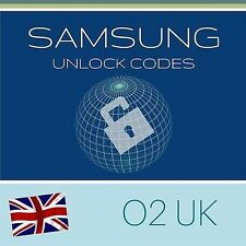 Factory unlock code O2 UK Samsung S6,S6 Edge,S7,S7 Edge