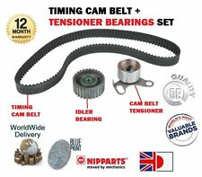 FOR METROCAB TTT TAXI 2.4DT 2L-T 1/2000-4/2006 TIMING CAM BELT + TENSIONER KIT