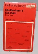 Ordnance Survey - One Inch Map - Cheltenham & Evesham - Sheet 144 - 1968
