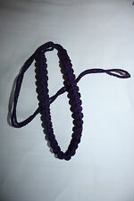 WW2 BRITISH CANADIAN ARMY CHAPLAIN PURPLE LANYARD EXCELLENT COPY