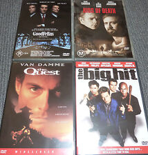 GoodFellas/Kiss of Death/The Quest/The Big Hit - Crime and Fighting Pack