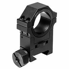 "Adjustable Height Scope Ring 1.39""-1.56"" Optic Center - Sight Ring - 30mm & 1"""