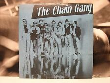 "THE CHAIN GANG - NEVER WALK / TAKE ME TO ... 12"" MIX  NEAR MINT PATRIZIO SEPE"