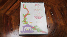 RARE Memories of Christmas-Past~1998 Christmas Calendar ~ Bob & Delores HOPE