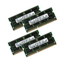 "4x 4GB RAM 1333 Mhz iMac MC814D/A 3,1GHz 27"" Core i5 Apple DDR3 Speicher 16GB"