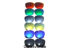 Replacement Lenses For Oakley Garage Rock Black&Blue&Gold&Titanium&Green&Red6PS