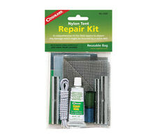 Coghlans Tent Repair Kit: Nylon/Mosquito Net Patches, Seam Seal, Thread & More