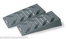 FIAMMA GREY LEVEL BLOCKS PRO ramps caravan motorhome campervan levelling up